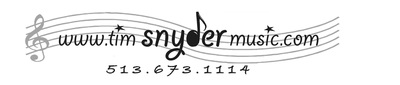 Tim Snyder - LIVE Music